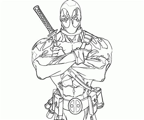 deadpool coloring pages deadpool coloring pages coloring home