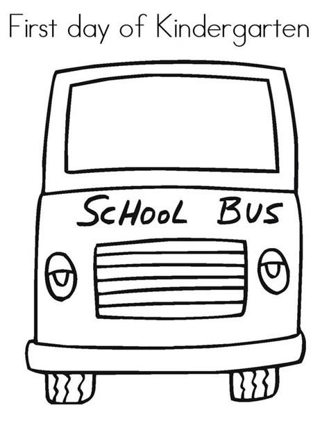 preschool coloring pages first day of school first day of school coloring pages for kindergarten