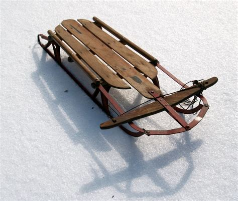 how to a sled sled
