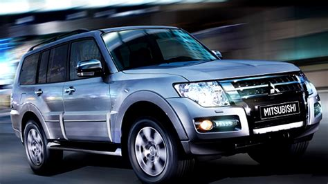mitsubishi montero 2016 2016 mitsubishi montero launched in india