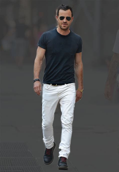 Justin White how to wear white gotstyle