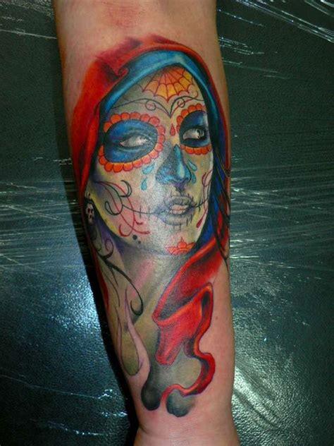 la catrina tattoo la catrina
