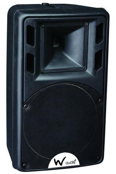 W Audio Active Speakers w audio psr8a 150wrms active speaker pair djkit