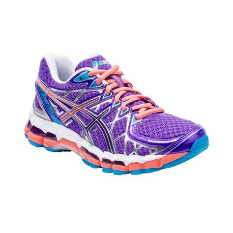 asics gel kayano 20 womens running shoes asics gel kayano 20 womens running shoes purple coral