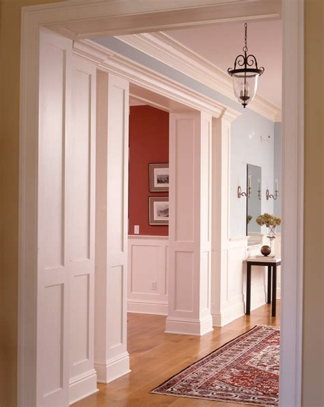 Wainscot Solutions Paneled Columns And Ceilings Wainscot Solutions Inc