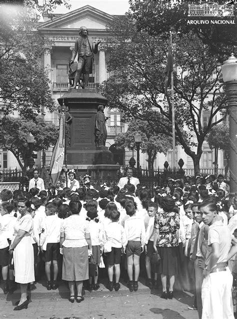 Memória Santista | Santista José Bonifácio ganha estátua