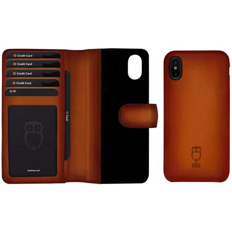 ullus colorful leather cases  iphone xs  xs max