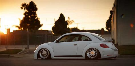 stanced volkswagen beetle stanced volkswagen beetle cars one love