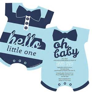 baby shower invitation pictures for a boy wedding