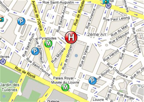 1291485791 sur la route d opar hotel washington opera paris near the louvre museum and
