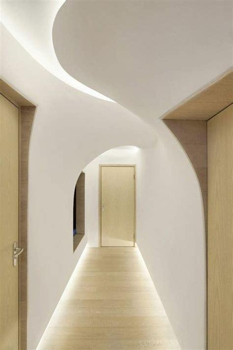 Blanc Et Beige by Eclairage Couloir Plus De 120 Photos Pour Vous