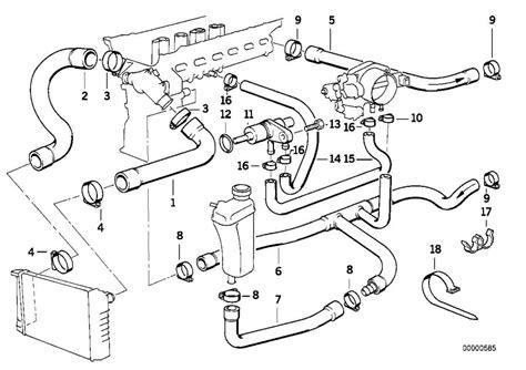 2001 bmw 325i parts diagram bmw vacumm hose diagram