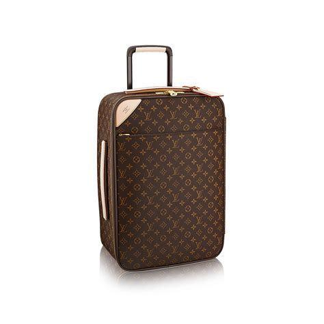 designer cabin luggage p 233 gase l 233 g 232 re 55 monogram canvas travel louis vuitton