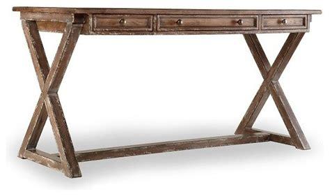 cross writing desk 60x30 31 quot h farmhouse furniture