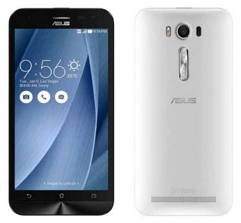 Hp Asus Zenfone 2 Laser 4g Lte asus zenfone 2 laser ze550kl dual sim 16gb 2gb ram 4g lte white price review and buy in