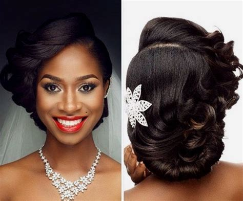 How To Pin Up African American Hair   Short Hairstyle 2013