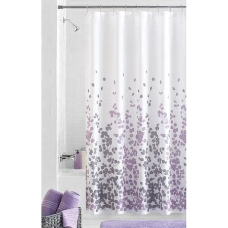 purple and grey shower curtain 20 best images about purple and silver bathroom on
