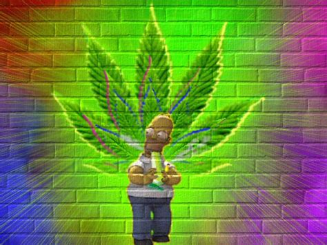 grifo weed homer hits it marijuana photo 718357 fanpop