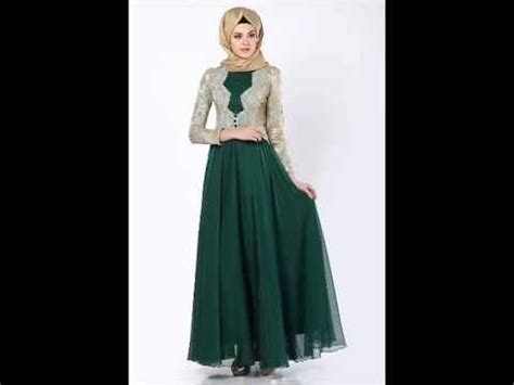 libas moda 2015 hijab فساتين محجبات رائعه 2015 2016 hijab dresses youtube