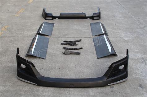 2008 toyota ta rear bumper 2012 on toyota alphard modellista kit