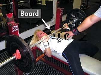 board bench press banging triceps for a bigger bench