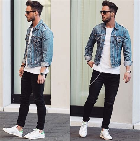 How To Wear A Jean Jacket Without Looking Like A Bag by S Idea How To Wear A Denim Jacket