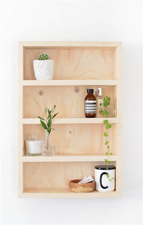 Diy Bathroom Storage Shelf Burkatron Diy Bathroom Shelves