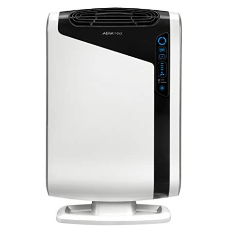amazon deal aeramax  large room air purifier mold odors dust smoke allergens  germs