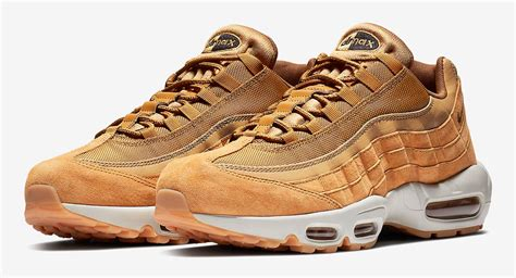 Nike Air Max 1 Wheat 2 0 nike air wheat sneaker pack for fall 2018 sneakerfits
