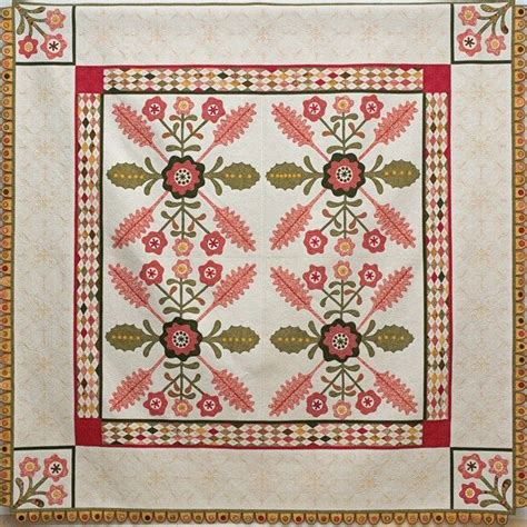 Quilting Society by 17 Best Images About Four Block Applique Quilts On Civil Wars Cheddar And Feathers
