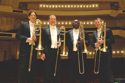 trombone section greg black mouthpieces atlanta symphony orchestra
