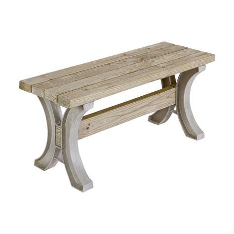 2x4 bench kit 2x4 basics anysize table bench model 90140 northern