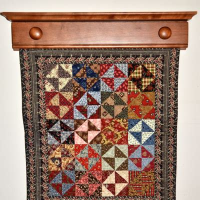 Quilt Displays by Miniature Quilt Display Dwr Custom Woodworking