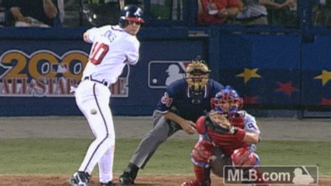 chipper jones swing seven essential skills chipper jones can teach the braves