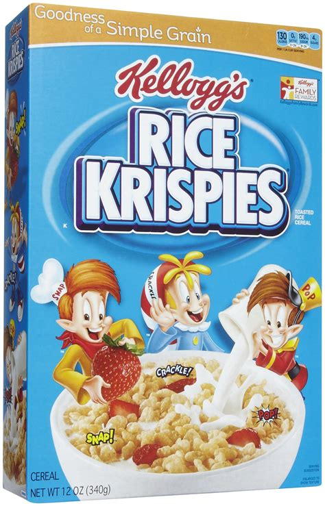 rice krispies happens to be one of my fa by christopher lehmann haupt like success