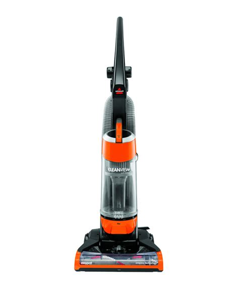 Vacuum Cleaner Merk Orange upc 011120209020 bissell cleanview bagless upright