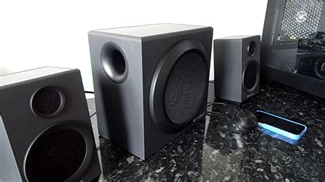 Murah Logitech Z333 Speaker Dengan Subwoofer logitech z333 speaker system review