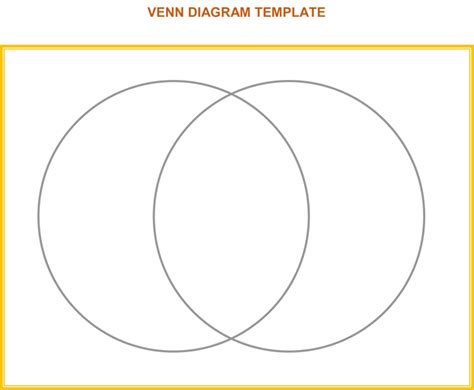 diagram template venn diagram template 6 printable venn diagrams
