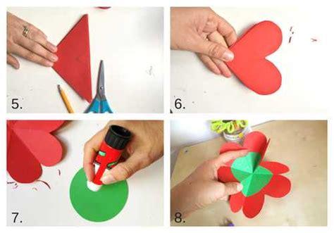 origami fiori fiori origami facili per bambini penso invento creo
