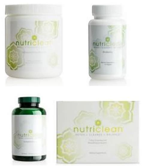 Nutriclean Detox Cleanse Balance by Digestive Health Vitamins And Supplements