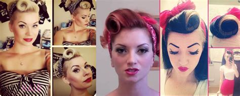 How To Do Pin Up Hairstyles by How To Do A Pinup Hairstyle With Bandana Hairstyles By