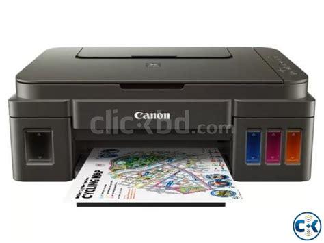 Canon G2000 Printer Black canon pixma g2000 all in one inkjet printer clickbd