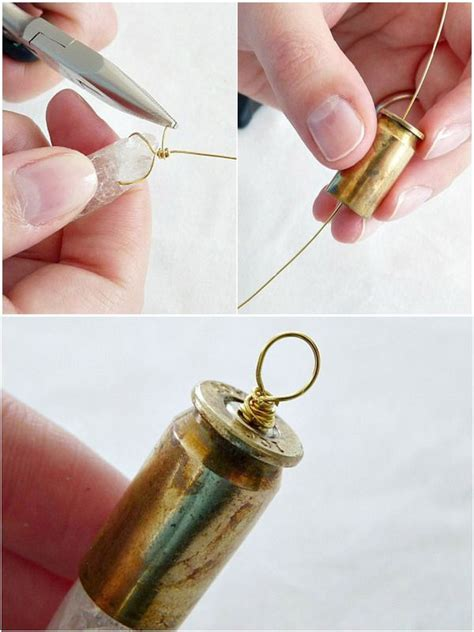 The 25 Best Ideas About Bullet Casing Crafts On