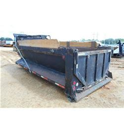 16 dump bed s n 433356 cylinder hyd tank air tailgate elect tarp j m wood