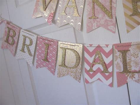 Bridal Shower Flag Banner by Bridal Banner Bridal Shower Banner Wedding Shower Banner