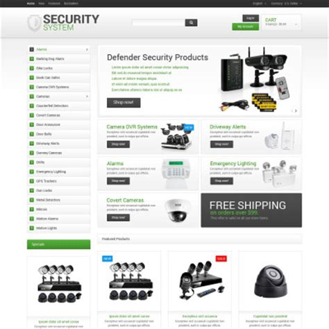 os commerce templates seductive oscommerce template 39720