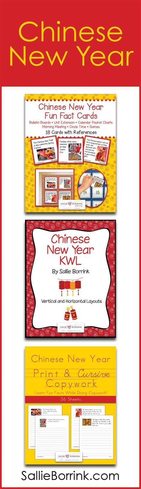 best 25 chinese new year facts ideas on pinterest