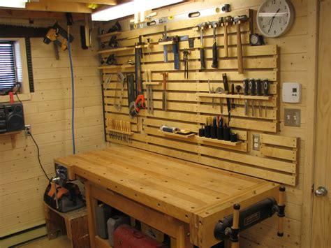 outillage garage panneau rangement outillage atelier