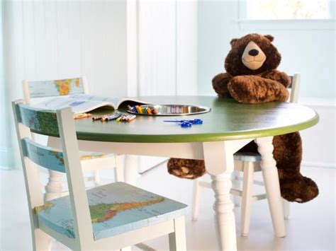 diy toddler activity table how to repurpose a dining table into a activity