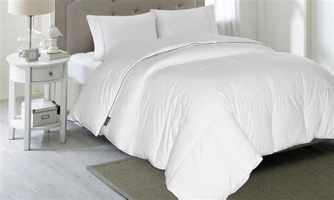 premium down comforter 55 off on elle premium down comforter groupon goods